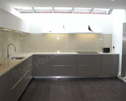 Self build house extension home for Kitchen design 4m x 2m